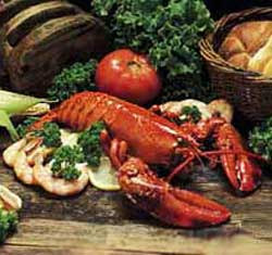 Domain- Gourmet seafood and Fresh lobster!